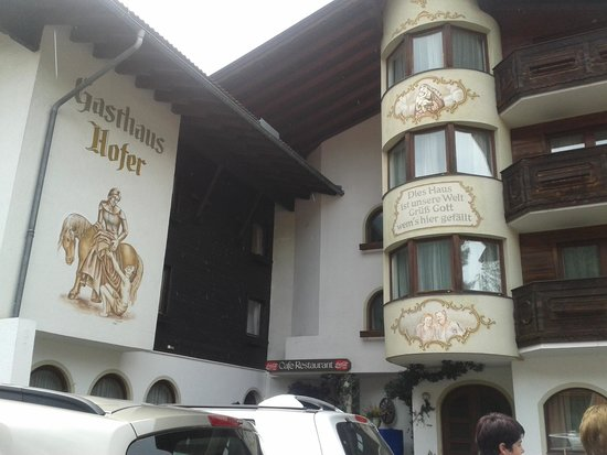 Gasthaus Hofer : Cosy Guest House