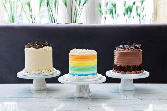 Chez Bon Bon Cakes Picture Of Chez Bon Bon Miami Beach