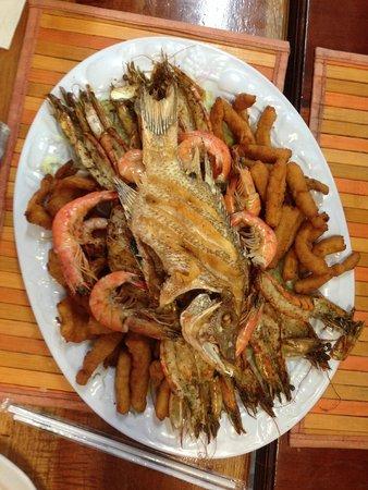 El Cejas : Mix de frutos do mar
