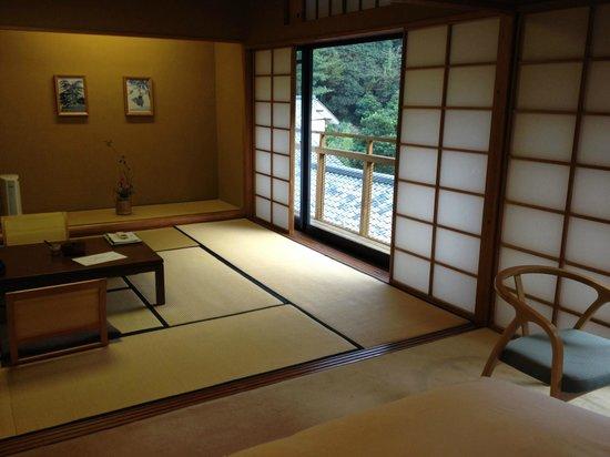 Saga Ureshino Spa Taishoya Shiibasanso: 和室