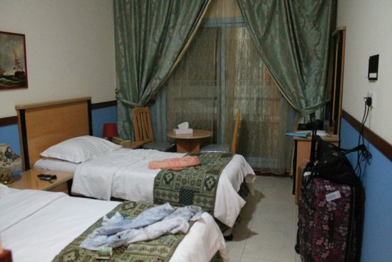 San Marco Hotel: номер