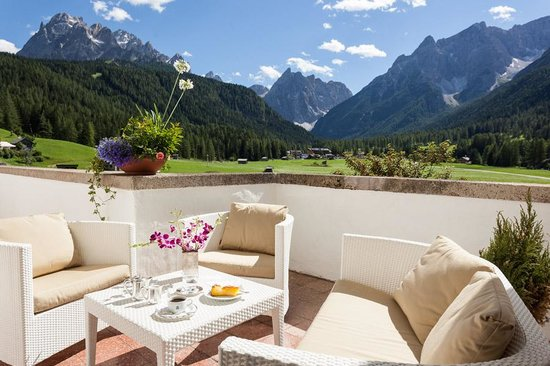 Risultati immagini per Hotel Drei Zinnen ( Bolzano – Sesto )