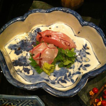Koryu: More sashimi