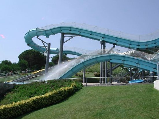 Water World : Water Mountain