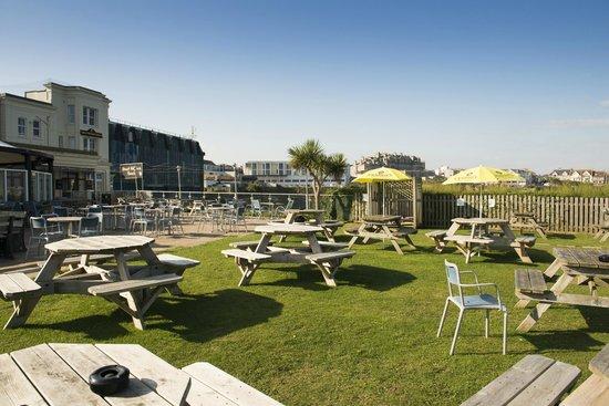 Great Western Hotel : Great Western's gorgeous gardens