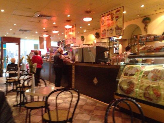 Grand Cafe Caruso Derby