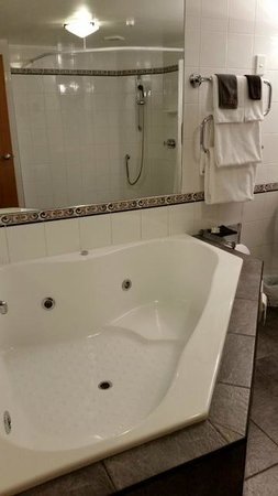 97 Motel Moray: SPA bath