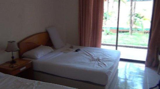 Han Rainforest Resort : Beds