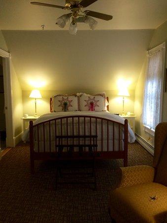 Maple Leaf Inn: Morning Glory