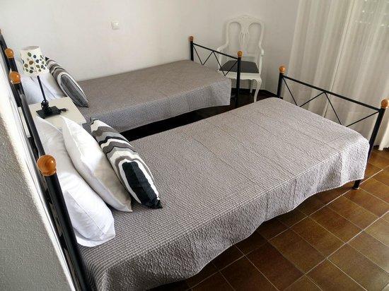 Apartamentos Rossio Mar: Camera da letto
