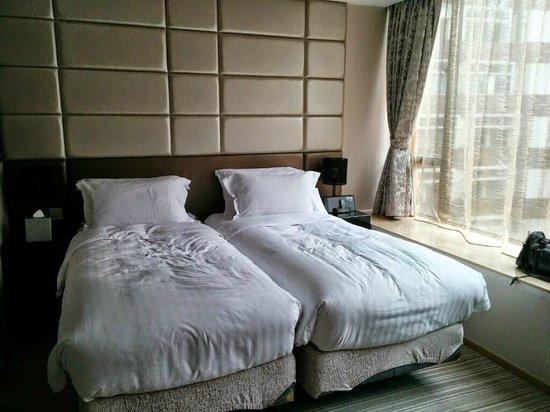 Citadines Mercer Hong Kong: Beds