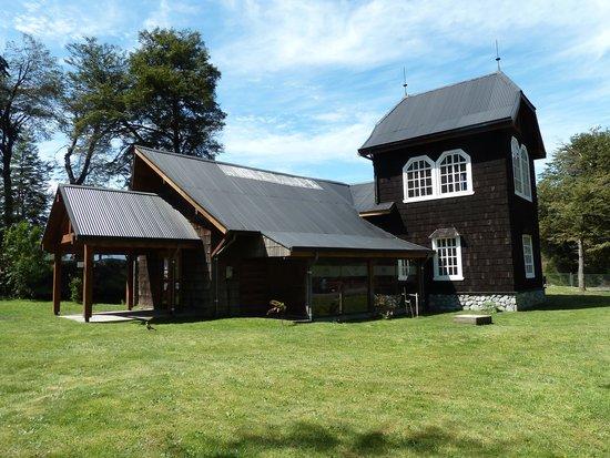 Petrohué, Chile: Das Museum in Petrohue