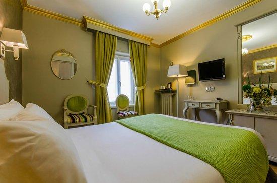 GOLDEN HOTEL PARIS : DOUBLE SUPERIEURE