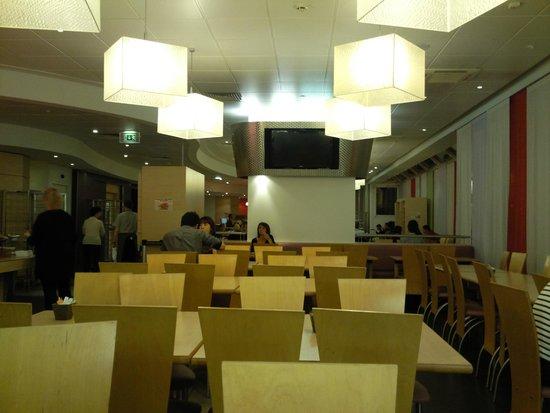 Ibis Paris 17 Clichy-Batignolles: dining room