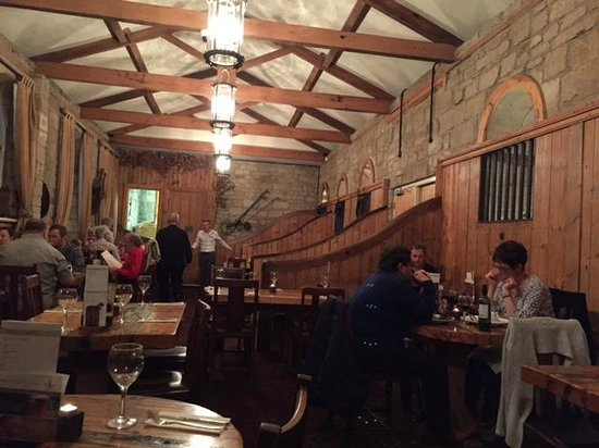 Stables Pub & Brewery: The West Dining room