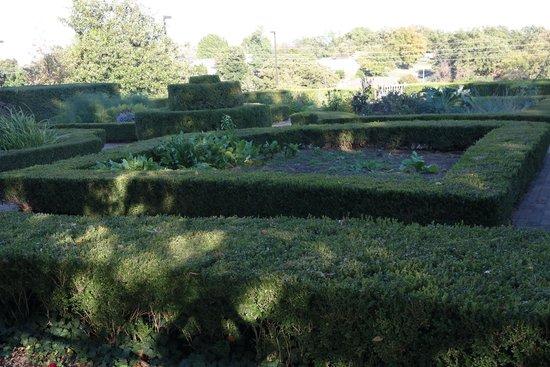 Gilcrease Museum: Maze Garden