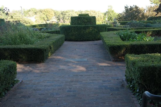 Gilcrease Museum: Another Shot Of The Maze Garden