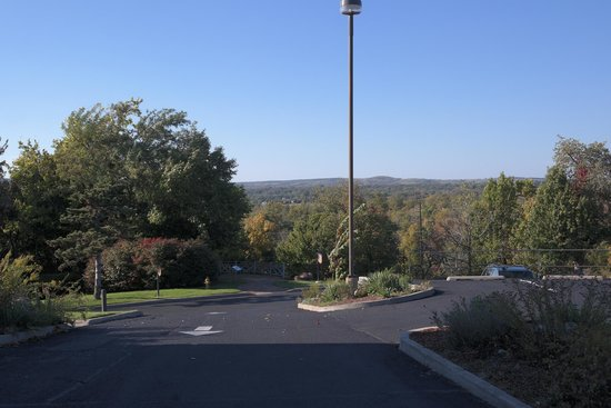 Gilcrease Museum: Mountains In The Background
