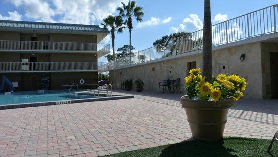 Satisfaction Orlando Resort: Piscina