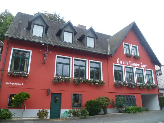 Hotel-Restaurant Buger Hof: отель