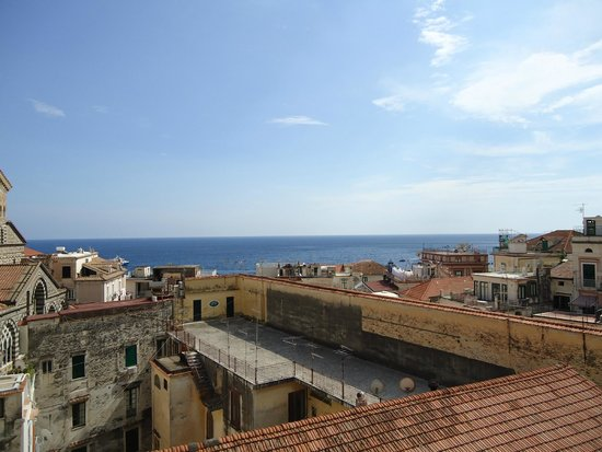 Floridiana Hotel: View from roof terrace