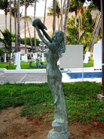 La Concha Beach Resort : Enchanting, set in a park like setting at the hotel
