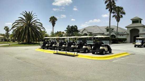 Lehigh Acres, FL: Westminster Club House