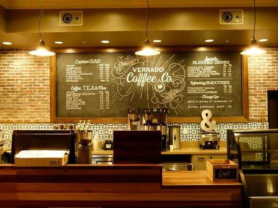 Verrado Coffee Co Menu And Bar