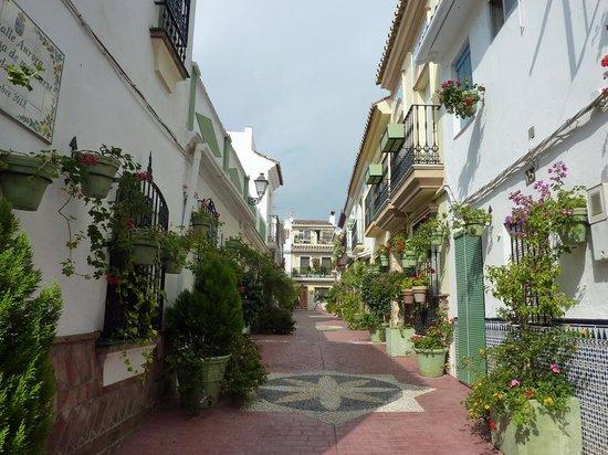 Centro histórico de Estepona: Estepona town