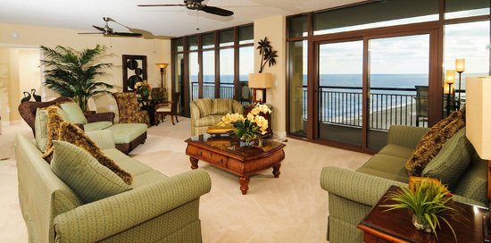 Oceanfront Condo Picture Of North Beach Plantation