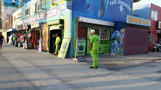 Green Doctors Picture Of Venice Beach Los Angeles Tripadvisor