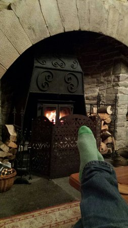 Leny Estate Self-Catering : Chillin ....... It has to be done .