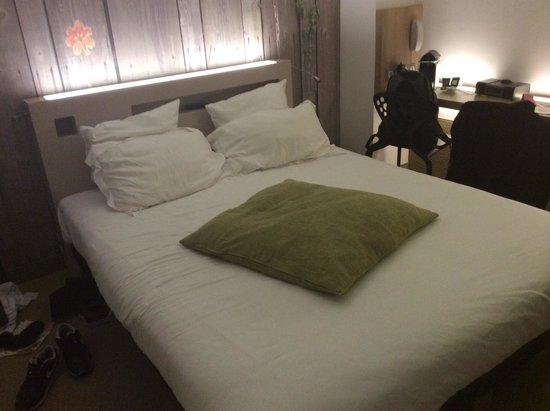 Best Western Hotel Faubourg Saint-Martin : Comfortable room