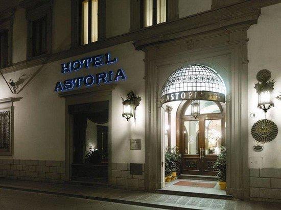 B4 Astoria Firenze: Entrance