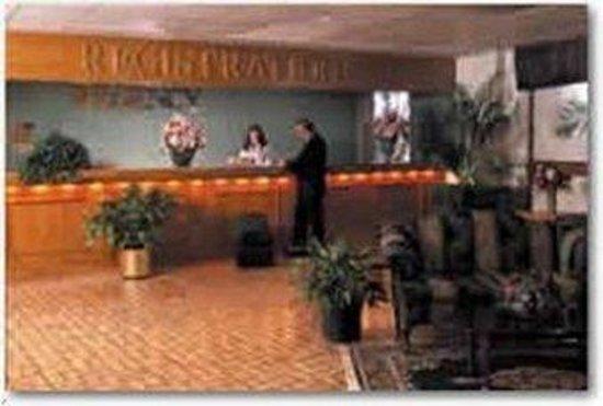 Country Hearth Inn & Suites Abilene: Lobby