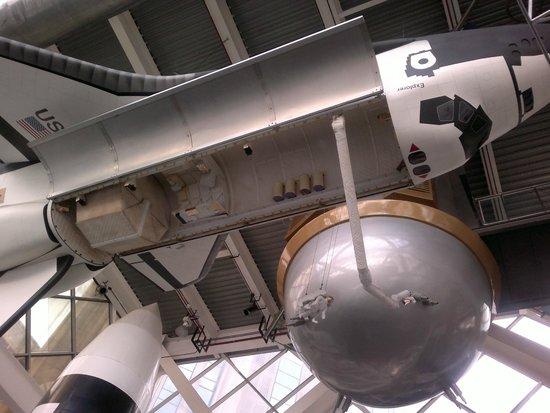 Museo de los Ninos (Children's Museum): Transbordador