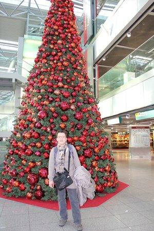 Flughafen Düsseldorf Besucherterrasse: Только загадай желание)))