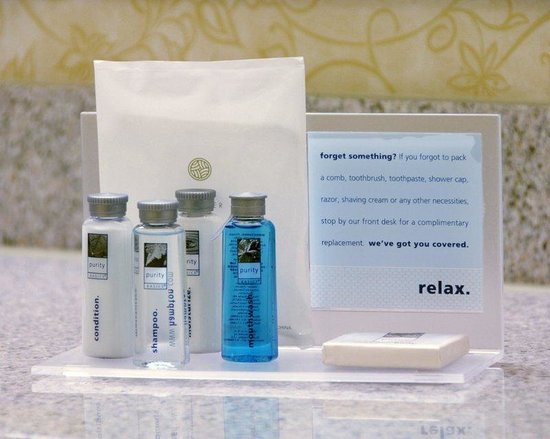 Purity Basicstm Bath Amenities Picture Of Hampton Inn Suites Raleigh Durham Airport Brier