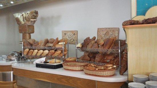 Bodrium Hotel & Spa: breakfast