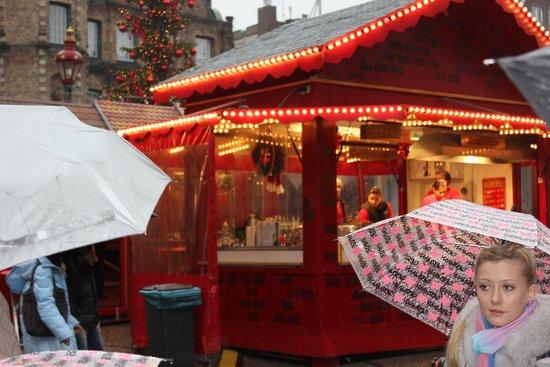 Burgplatz : Накануне Рождества