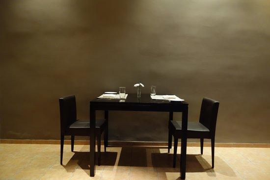 Brindillas Restaurant: No art....is gorgeous!