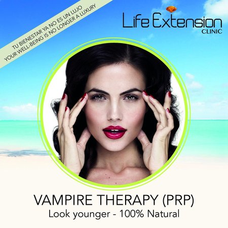 Life Extension Clinic: Vampire Therapy