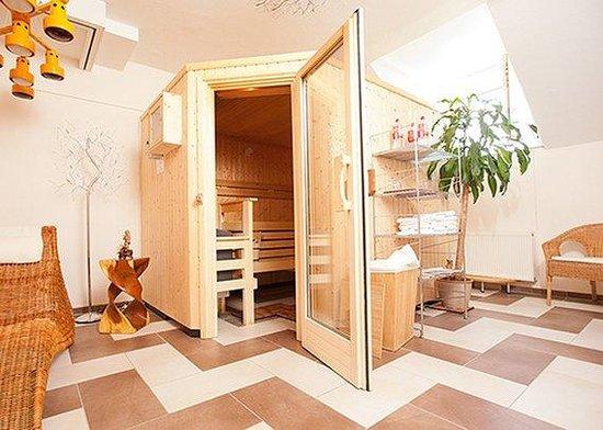 Comfort Hotel Am Kurpark: GESauna