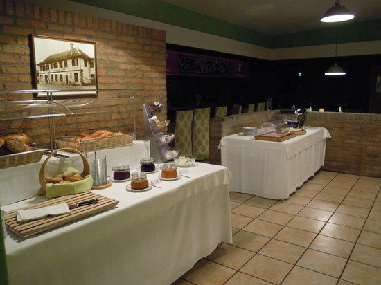 Hotel Kronenhof: Buffet Breakfast