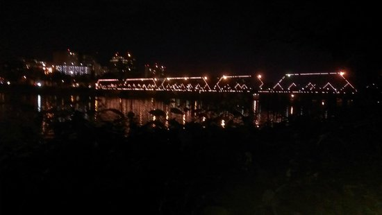 Pride of the Susquehanna: Bridge view from City Island
