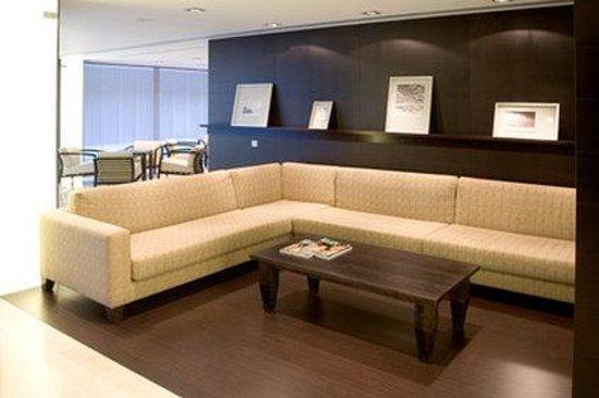 NH Sants Barcelona: Lounge