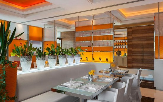 Four Points by Sheraton Downtown Dubai: Centro Citta Italian Restaurant