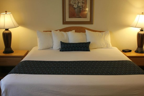 Helgeson Place Hotel Suites : Comfortable Style!