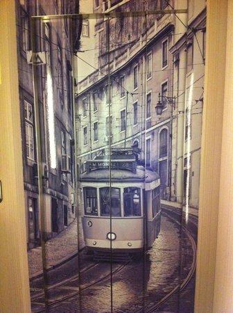 Vincci Baixa: Asansör