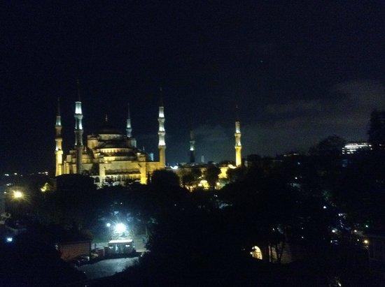 Seven Hills Restaurant: Blue Mosque